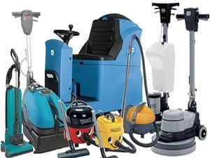 معدات التنظيف