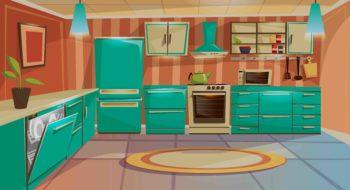 طرق تنظيف خشب المطبخ وتلميعه